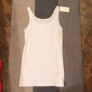 White tank top AND A New Day Tank top Medium new